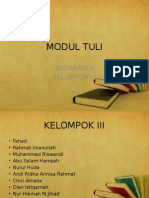 Modul Tuli (spesial sense)