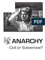 Civil Anarchism Book