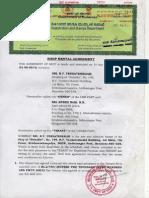 Office Rental Agreement