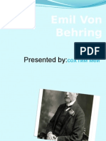 Emil Von Behring
