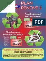 Plan Renove II