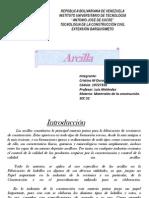 Trabajo Final de Arcilla
