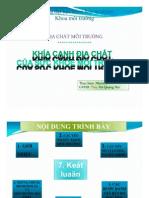 Bao Cao Dia Chat Chinh Thuc