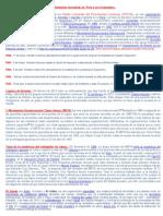 Movimientos Terroristas en Perú y en El Extranjero