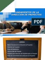 2. Gerenciadirección de Proyectos