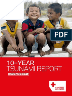 Tsunami 10yr Report