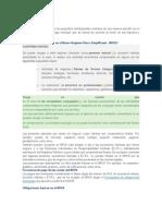 Información General Del NRUS