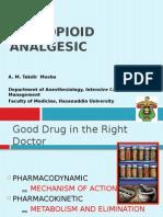 6. Non-Opioid Drugs