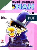 Thám tử lừng danh Conan - Tập 8