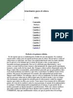 Retardantes Para El Cólera.-castellano-Gustav Theodor Fechner