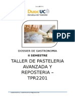 Dossier TPR2201