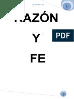 La Razon y Fe Terminado 13 d Emarzo Del 2015