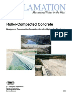 Roller Compacted Concrete Manual