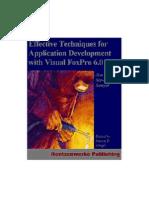 Techniques Foxpro