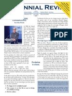 Centennial Review November 2015