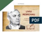 Liviu Rebereanu - Biografie