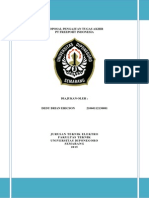 Kirim Proposal TA FREEPORT Indonesia