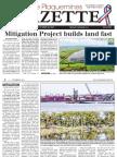 Jesuit Bend Mitigation Bank -- Plaquemines Parish Gazette Article