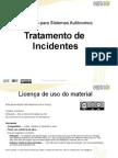 Tratamento Incidentes