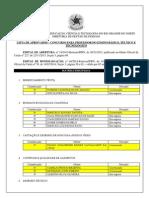 Lista Convocacao Edital 18 2013 Docentes