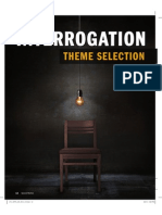 Interrogation Theme Selection for Jihadist Combatants