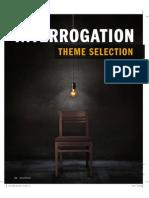 Interrogation Theme Selection for Jihadist Combatants