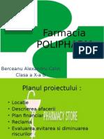 3.Polipharm - Berceanu Alexandru Calin