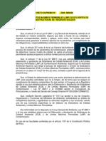 EFLUENTES DE INFRAESTRUCTURA DE RESIDUOS SOLIDOS