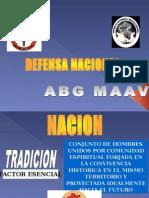 Clases de Defensa Nacional