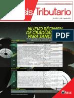 Analisis Tributarios - Obras Por Impuesto