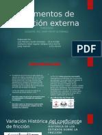 Fundamentos de La Friccion Externa
