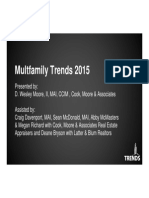2015 Multifamily TRENDS