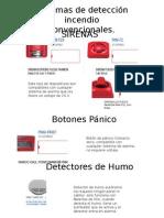 Sistema de Deteccion Convencional