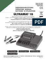 Graupner Ultramat 16