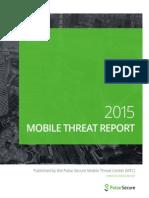 2015 Mobile Threat Report