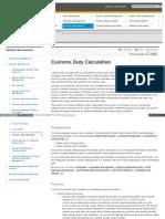 Customs Duty Calculation.pdf