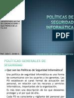 Tema 2 Políticas y Plan de Seguridad Informática