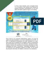 Merco Salud 2015