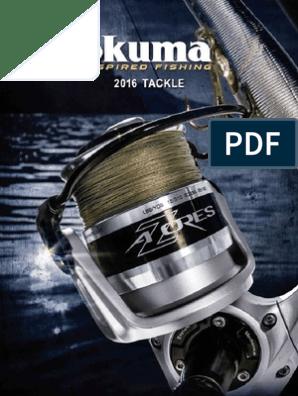 NEW Okuma ROX-30 Rox Spinning Reel 5.1:1 2BB 270//6#