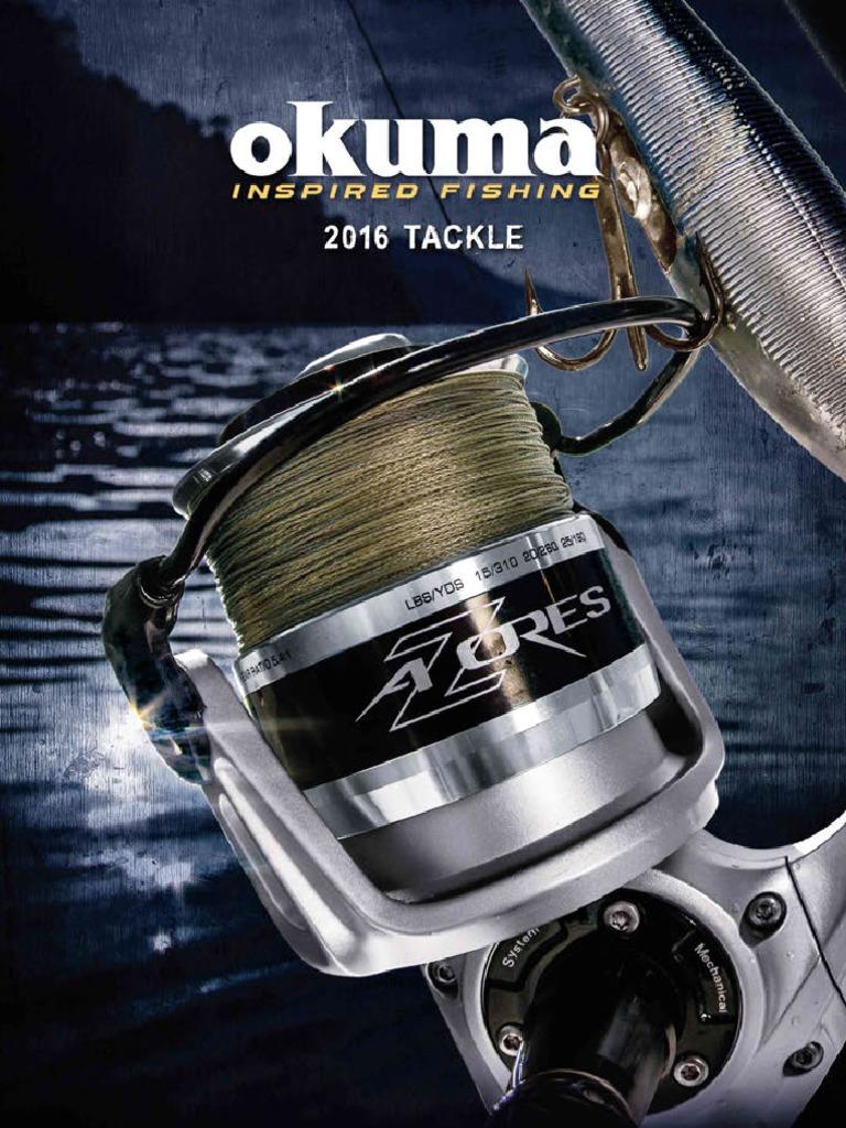 """M CQ-S-862Ma NEW Okuma Connoisseur /""""a/"""" Steelhead Spinning Rod 8/' 6/"""""""
