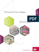 Pharmaceutical Press Catalogue