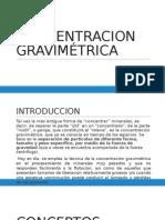 CONCENTRACION-GRAVIMÉTRICA