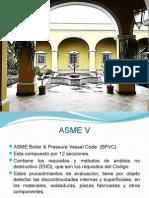 ASME V.