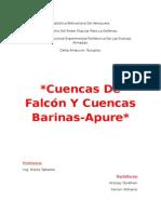 Cuenca Geológica Falcón en Venezuela