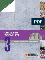 Ciencias Sociales ESPA 3 Aragon