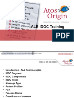 ALE IDOC Training-Day 4