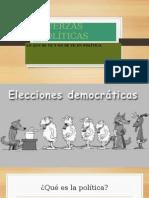 Los Partidos Políticos en Colombia