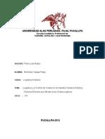 Logística y el Control de Costos en la Industria Turística Hotelera. Factores Directos que Afectan a los Costos Logiticos.