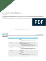 NRF51 Series Compatibility Matrix v2.1