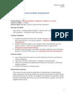 dcornett course outline